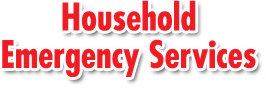 Household Emergency Services